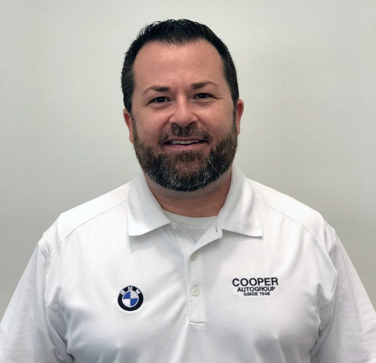 Jackie Cooper BMW Staff - Edmond BMW dealer in Edmond OK
